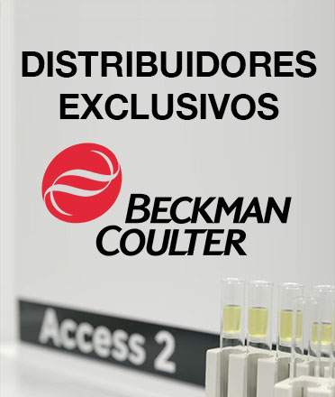 distribuidor Beckman